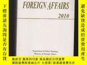 二手書博民逛書店CHINA S罕見FOREIGN AFFAIRS 2010【英
