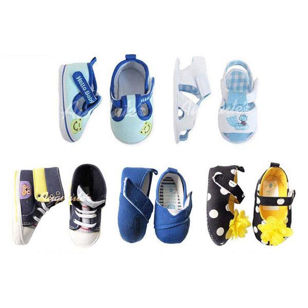 Augelute 學步鞋 舒適軟底鞋 涼鞋 34051