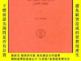 二手書博民逛書店The罕見Dramatic Oeuvre Of Chu Yu-tunY364682 W.l. Idema Br