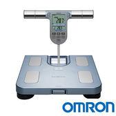 HBF-371HBF-371+計步器OMRON歐姆龍HJ-325歐姆龍體重體脂肪計體脂計  天空水藍 醫妝世家