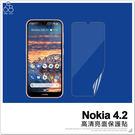 Nokia 4.2 一般亮面 軟膜 螢幕貼 手機 保貼 保護貼 非滿版 軟貼膜 螢幕保護 保護膜 螢幕膜