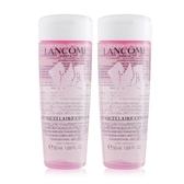 LANCOME 蘭蔻 溫和保濕玫瑰卸妝水(50ml)X2