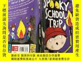 二手書博民逛書店vulgar罕見the viking and the spooky school trip:北歐海盜和恐怖的學校旅