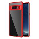 【默肯國際】IN7 鷹眼系列 Samsung Galaxy Note 8 (6.3吋) 透明 防摔殼 防撞 矽膠 TPU+PC背板 手機 保護殼