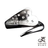 原生飾代SilverKings-心塵-316L白鋼戒指