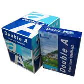 Double A A4 影印紙 白色 (80磅) (500張入/包)   ◆離島、配困點、聯運區、運費另計◆