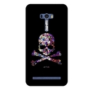 [ZD551KL 硬殼] 華碩 ASUS ZenFone 2 Selfie ZD551KL 手機殼 外殼 黑暗骷髏