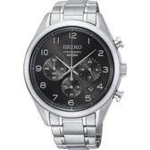 【分期0利率】SEIKO 精工錶 三眼計時錶 8T63-00C0X 41mm 原廠公司貨 SSB295P1