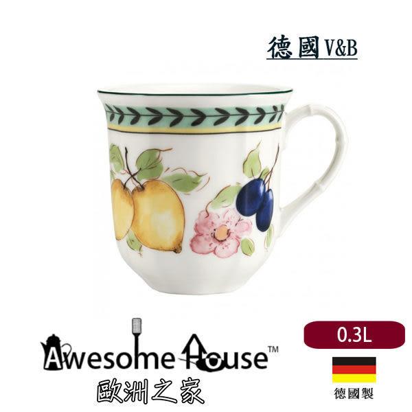 德國V&B 法式花園 蒙頓Menton 花茶杯0.3L#1025824870