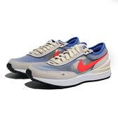 NIKE 休閒鞋 WAFFLE ONE GS 白藍紅 小SACAI 女 (布魯克林) DC0481-101