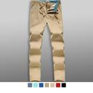 【男人幫大尺碼】K0572*高磅硬挺休閒寬鬆直筒美式休閒褲