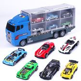 兒童消防車玩具工程車套裝挖掘機合金小汽車模型男孩2-3-4-5-6歲igo      唯伊時尚