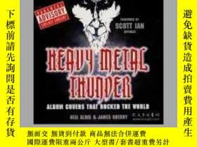 二手書博民逛書店Heavy罕見Metal ThunderY255562 Neil Aldis Mitchell Beazley