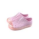 native JEFFERSON GLOSS 懶人鞋 洞洞鞋 粉紅色 小童 童鞋 15100101-6815 no044