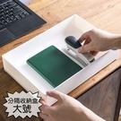 [拉拉百貨]大號-日系抽屜分隔收納盒 抽屜整理盒 化妝品收納整理 分隔 廚房餐具收納 可疊加