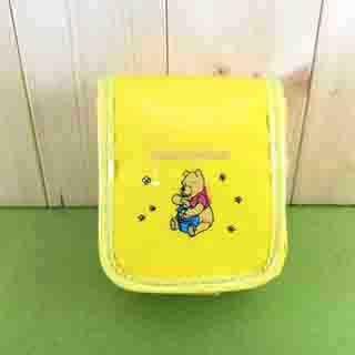 【震撼精品百貨】Winnie the Pooh 小熊維尼~零錢包-背包