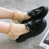 日系純棉蕾絲花邊公主襪可愛女士短襪cos軟妹森系襪子學生襪韓國