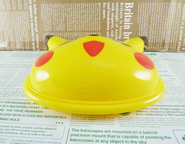 【震撼精品百貨】神奇寶貝_Pokemon~造型餐盤-皮卡丘