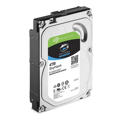 Seagate SkyHawk 監控鷹 4TB 3.5吋 監控硬碟 (ST4000VX007)