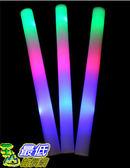 [過長無法超商取貨] LED燈海綿海棉泡綿閃光電子螢光棒~派對Party演唱會加油  (M36)
