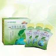 【長庚生技】兒童微量元素能量飲(30包/盒) x1盒
