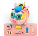 泡泡機 六一兒童節禮物品男女孩小豬遙控泡泡機玩具噴霧網紅抖音手表汽車 星河光年