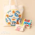 日貨無漂白棉布提袋 蠟筆小新系列- Norns 日本正版授權 手提袋 側背包 購物袋 環保袋