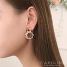 《Caroline》★ 韓國熱賣造型時尚  浪漫風格耳環70600