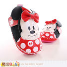 寶寶鞋 迪士尼米妮正版真皮中底專櫃款 魔法Baby