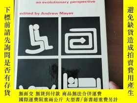 二手書博民逛書店Sleep罕見Mechanisms and Functions in humans and animals: an