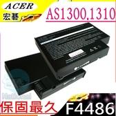 ACER 電池-宏碁 電池- ASPIRE 1300,1310,BTA0302001,1306LC,1307LC, 1313LC,1315LC,1315LM,1301XV,1302LC