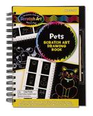 【美國 Melissa & Doug 】創意刮畫學習畫冊:寵物