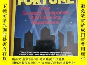 二手書博民逛書店Fame罕見and Fortune: How Successful Companies Build Winning