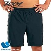 【ZOOT】男款 ELITE 系列 RUN 菁英級二合一輕量彈力8吋跑褲 經典黑 EMR2401 原價2300元