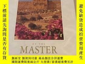 二手書博民逛書店美國發貨罕見In the Footsteps of master在大師的足跡裏Y200344 出版199