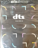 【停看聽音響唱片】【BD】2020 DTS Demo Disc Vol.24『4K』