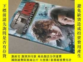 二手書博民逛書店spy罕見kids adventures:1、one agent