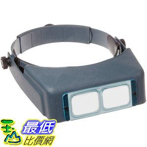 [美國直購] Donegan 放  大鏡 DA-10 OptiVisor Headband Magnifier 3.5x Magnification 10 Diopers 4 Focal Length