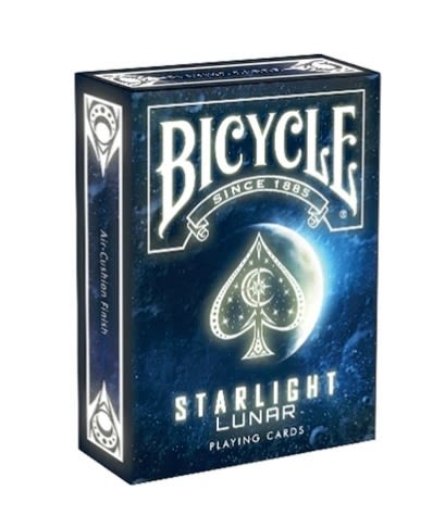 【USPCC撲克】BICYCLE STARLIGHT LUNAR PLAYING CARDS