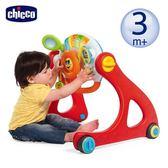 chicco-四合一音樂助步健力架