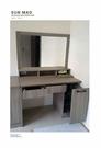 系統家俱/台中系統工廠/台中室內設計/台中室內裝潢/系統櫃/收納櫃/-化粧桌sm-a0048