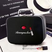 化妝包/便攜大容量少女心多層功能收納箱「歐洲站」