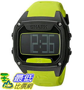 [106美國直購] Freestyle 手錶 Unisex 10025777 B00TYE8YCO Shark Tooth Digital Display Japanese Quartz Yellow Watch