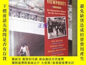 二手書博民逛書店TWENTIETH罕見CENTURY VIEWPOINTS141