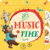 Pull The Tab And Listen! It's Music Time 推拉有聲書:音樂篇