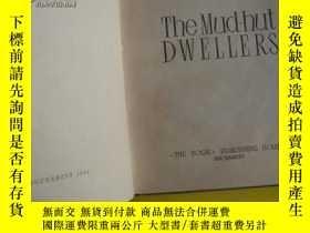 二手書博民逛書店The罕見Mud-hut Dwellers 1952年英文原版