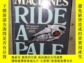 二手書博民逛書店Ride罕見a Pale HorseY24355 HELEN M