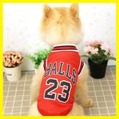 狗狗夏天衣服貴賓博美寵物短袖泰迪比熊網格背心無袖子薄款夏裝