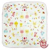 【日本製】【anano cafe】日本製 嬰幼兒柔軟棉質紗布口水巾 粉紅色(一組:5個) SD-2855 - 日本製