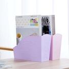 [超豐國際]埃菲爾塑料文件架桌面收納盒 辦公室雜志書本收納架置物